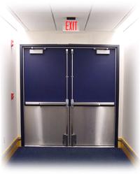 commercial door & Door manufacturer China: Commercial Door wood door factory